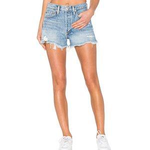 AGOLDE Parker Cutoff shorts